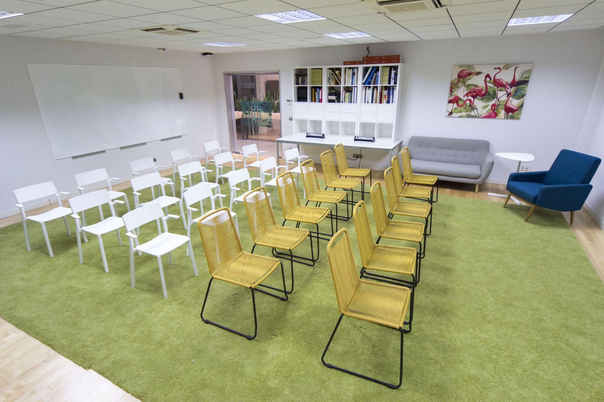 Glub Center, Alicante