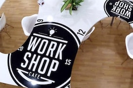 WorkShop Café, Badajoz