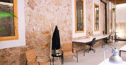 1818 Creative Space, Barcelona   coworkspace.com