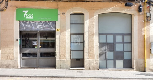 7dos Coworking, Barcelona | coworkspace.com