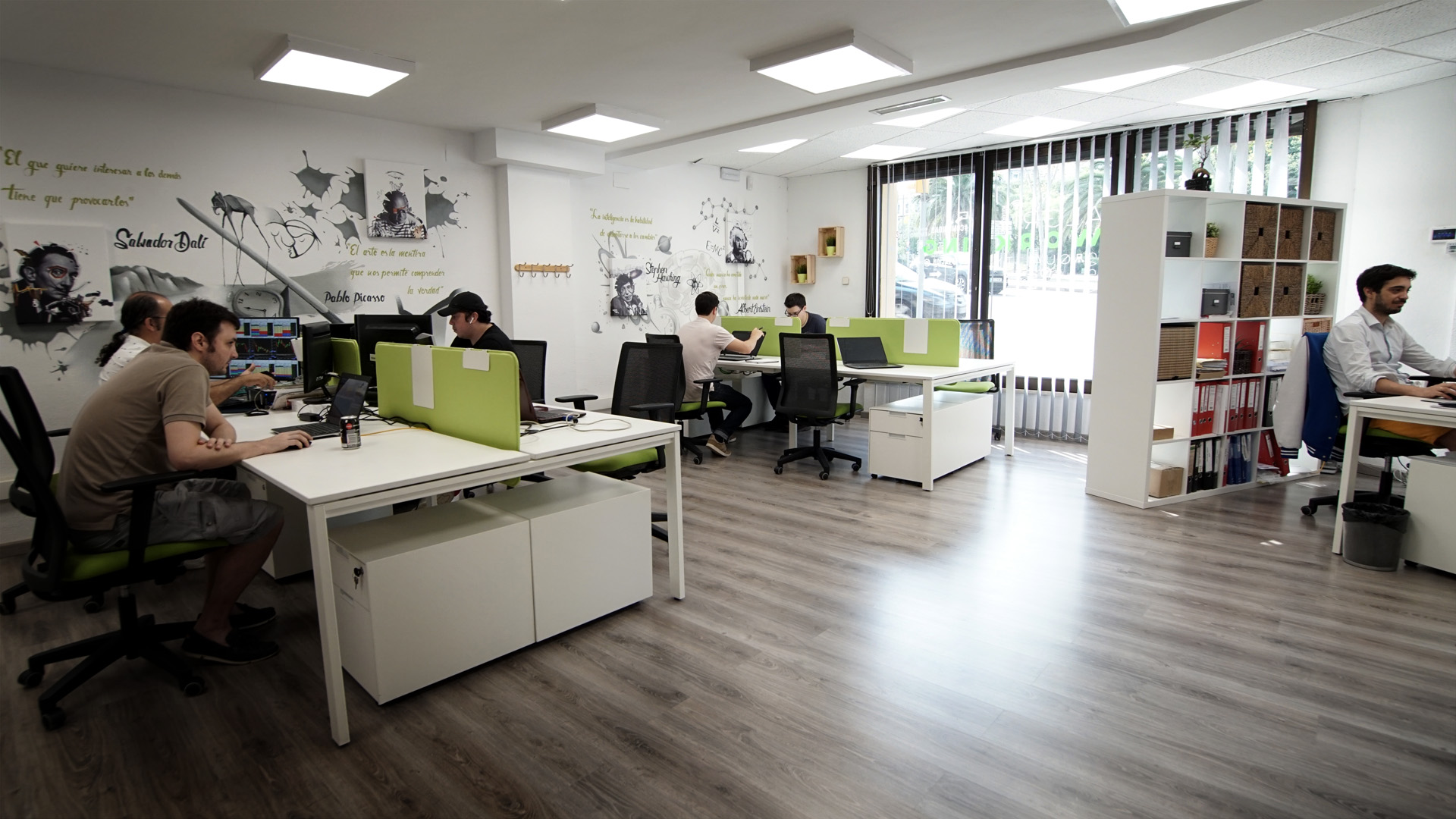 Algri Coworking Barcelona, Barcelona