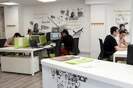 Algri Coworking Barcelona, Terrassa
