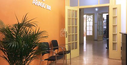 ARAGO 308, Barcelona | coworkspace.com