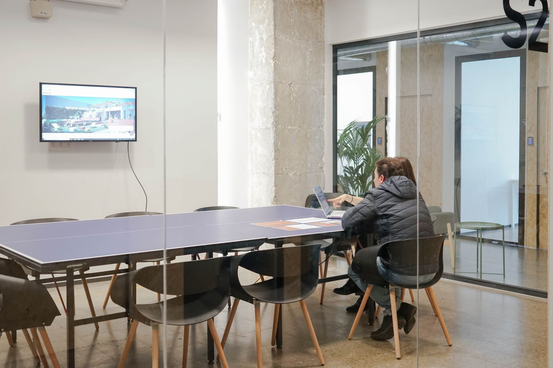 Aticco Coworking - Hospitalet, Barcelona