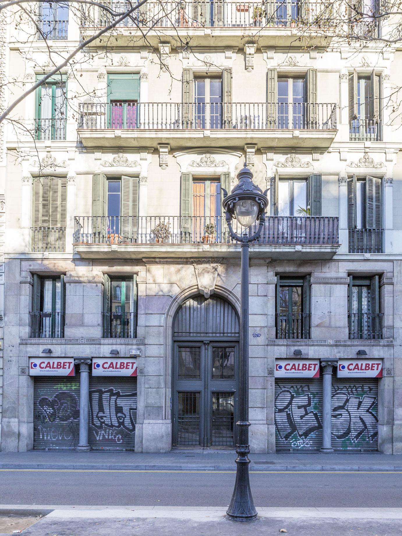 BCN575_UNIVERSITAT, Barcelona