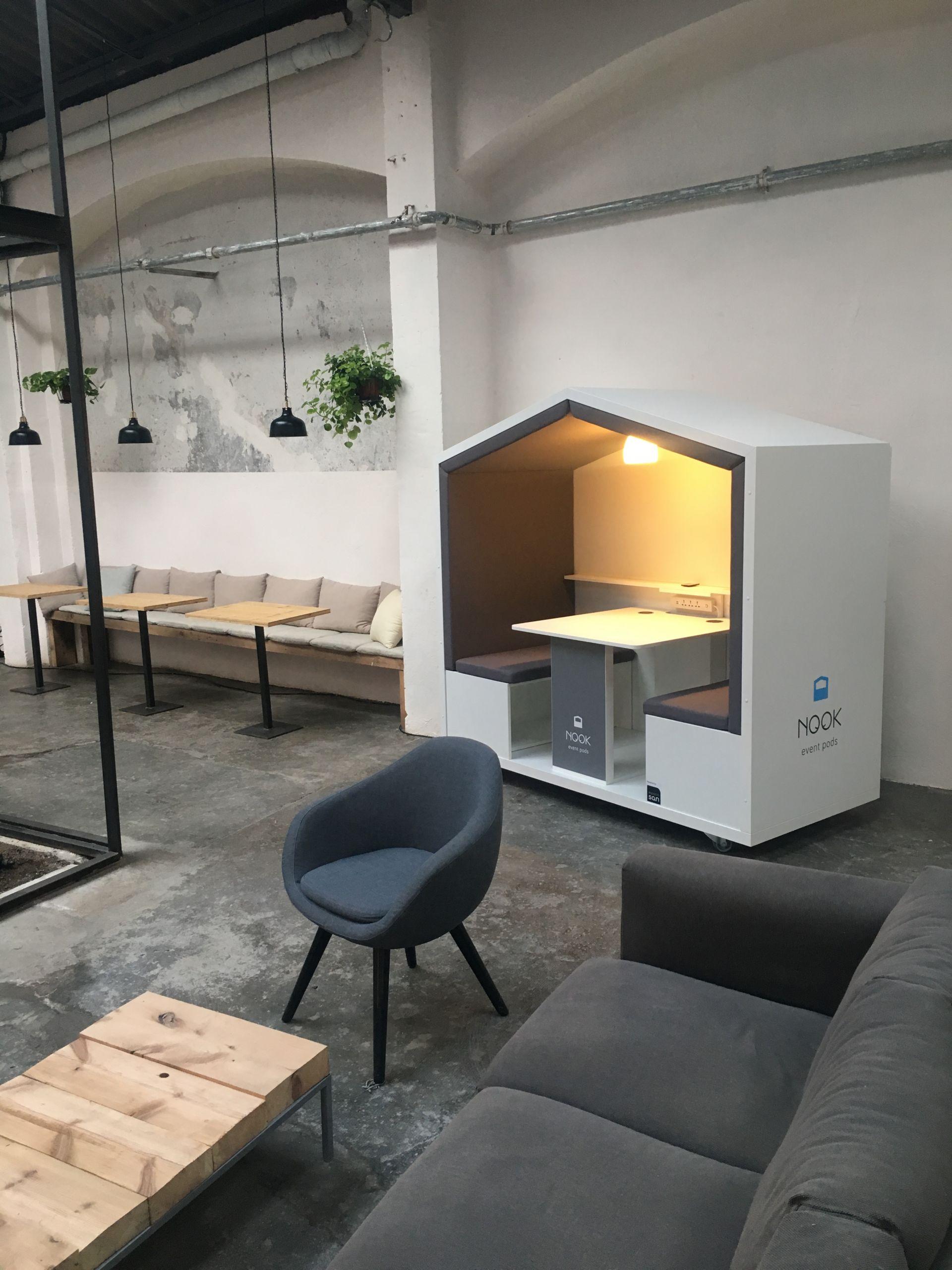 Cahoot Coworking, Barcelona