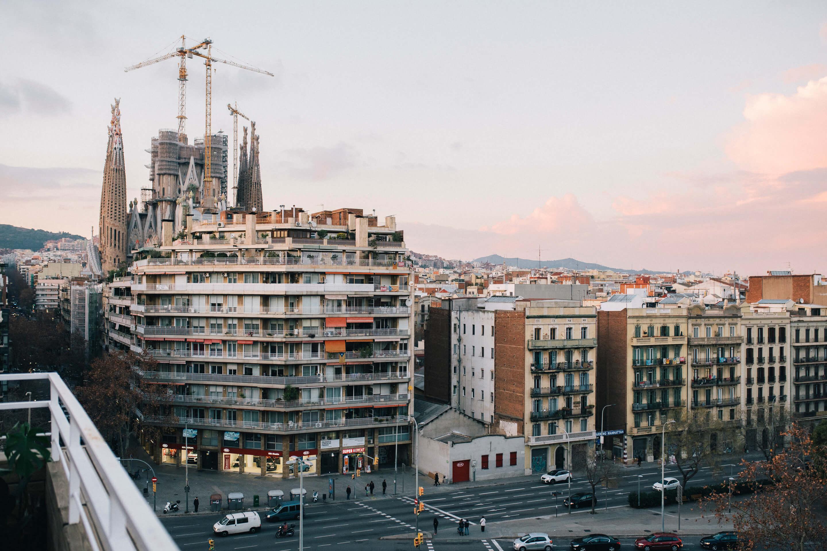 Cloudworks Sagrada Familia, Barcelona