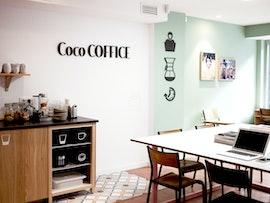 COCO COFFICE, Barcelona