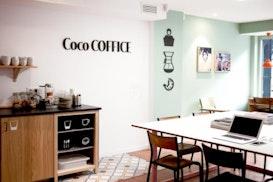 COCO COFFICE, El Prat de Llobregat