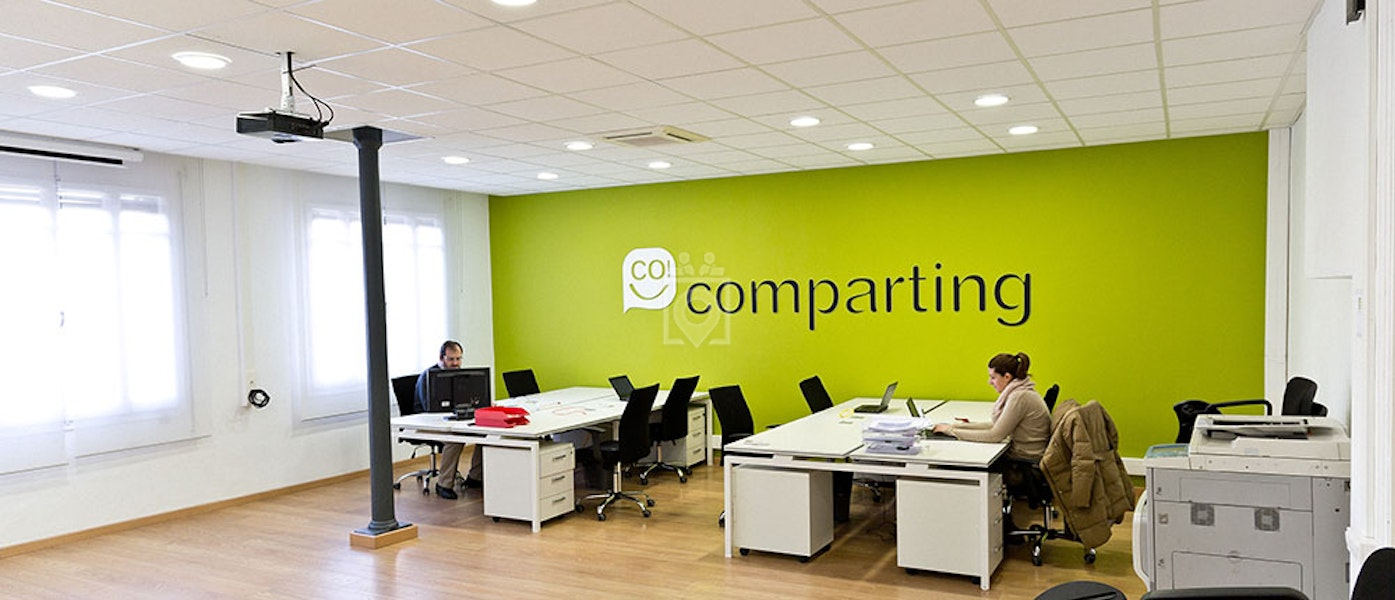 Comparting, Barcelona