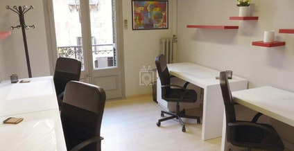 COWORKING CENTRIC, Barcelona | coworkspace.com