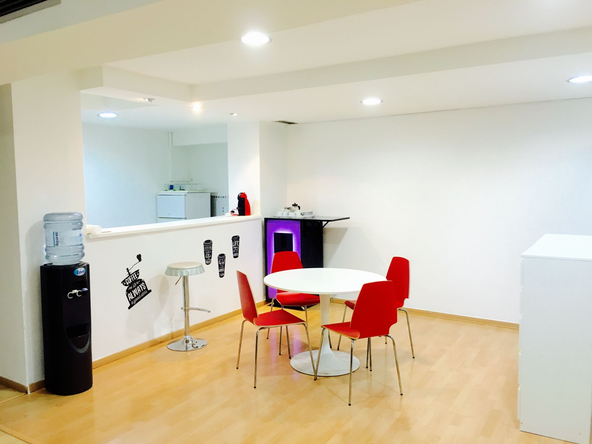 Coworking Lesseps, Barcelona