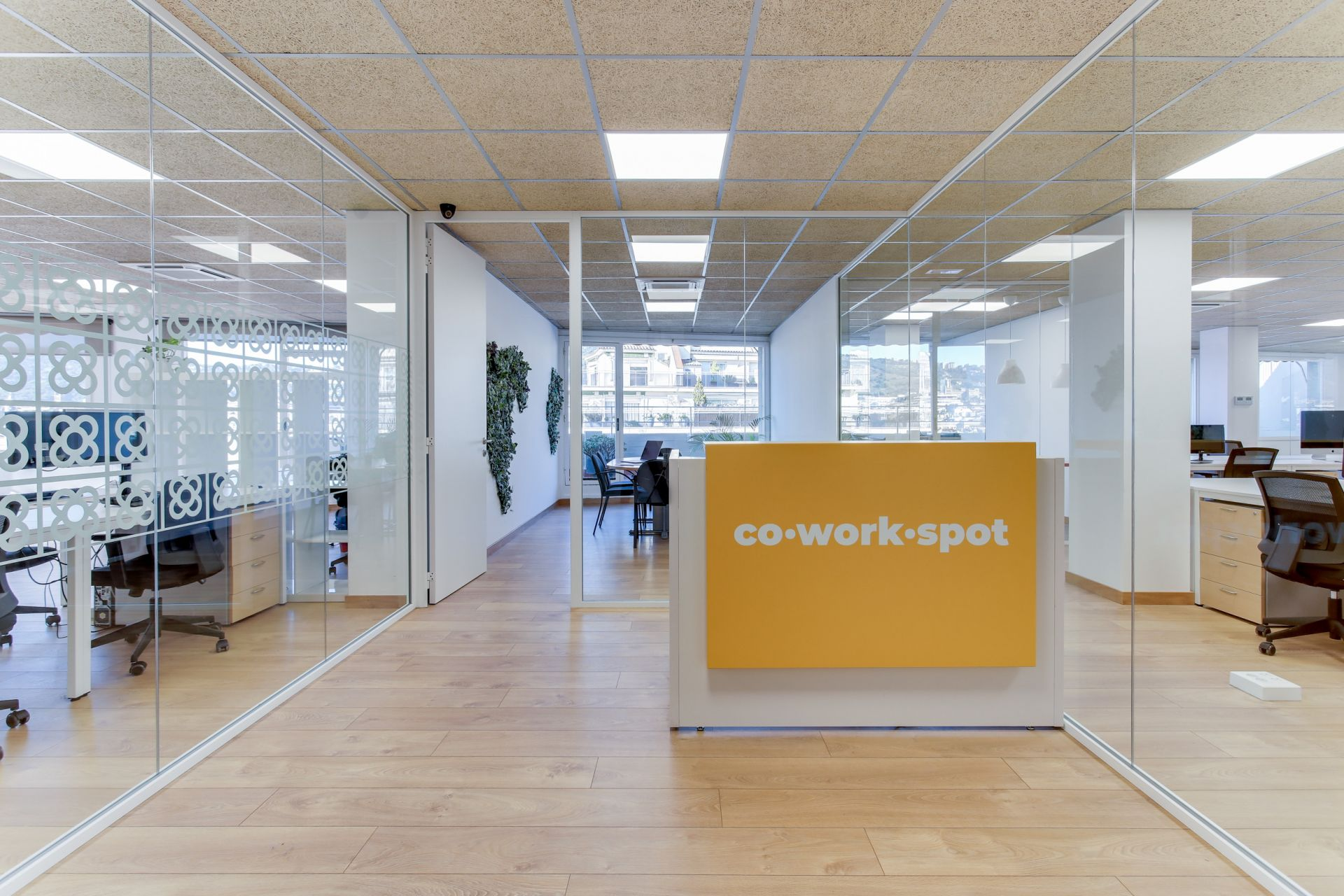 CO·WORK·SPOT, Barcelona