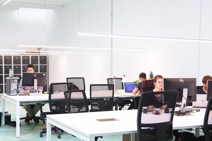 CREC Eixample Coworking, Barcelona