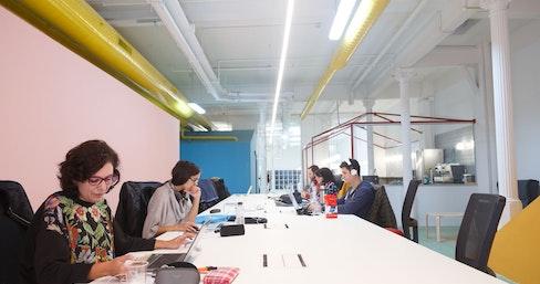 CREC Eixample Coworking, Barcelona | coworkspace.com