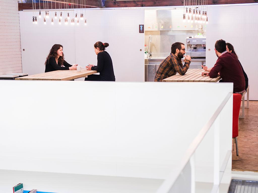 CREC Poble Sec Coworking, Barcelona
