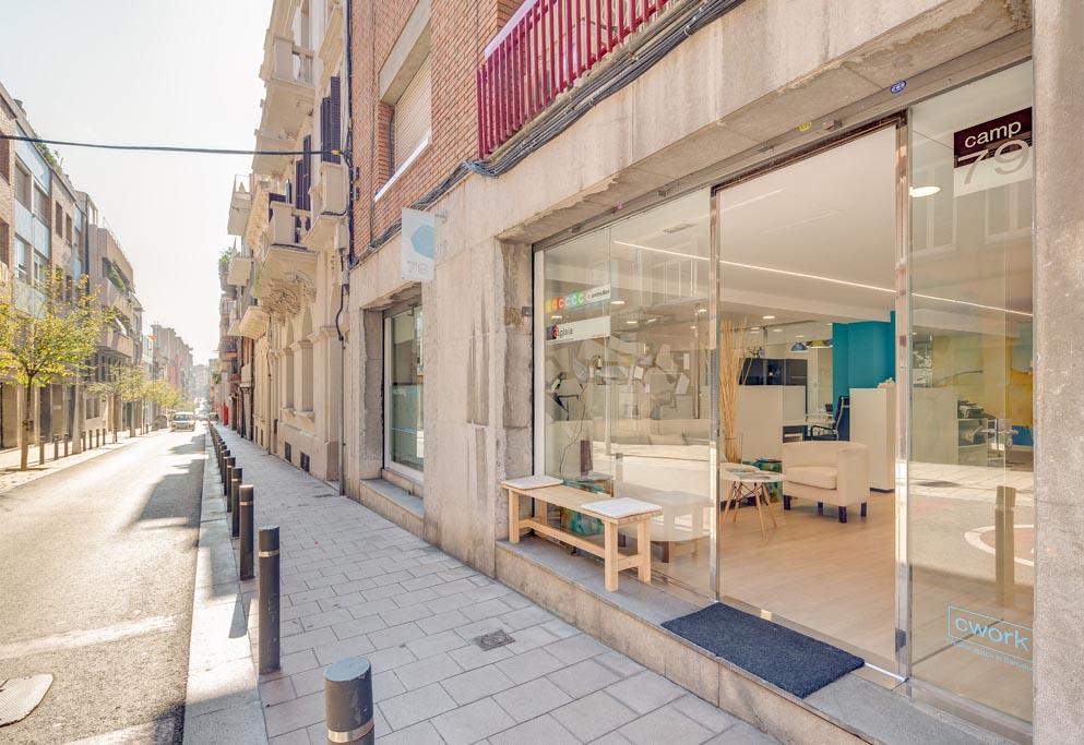 cwork sarria, Barcelona