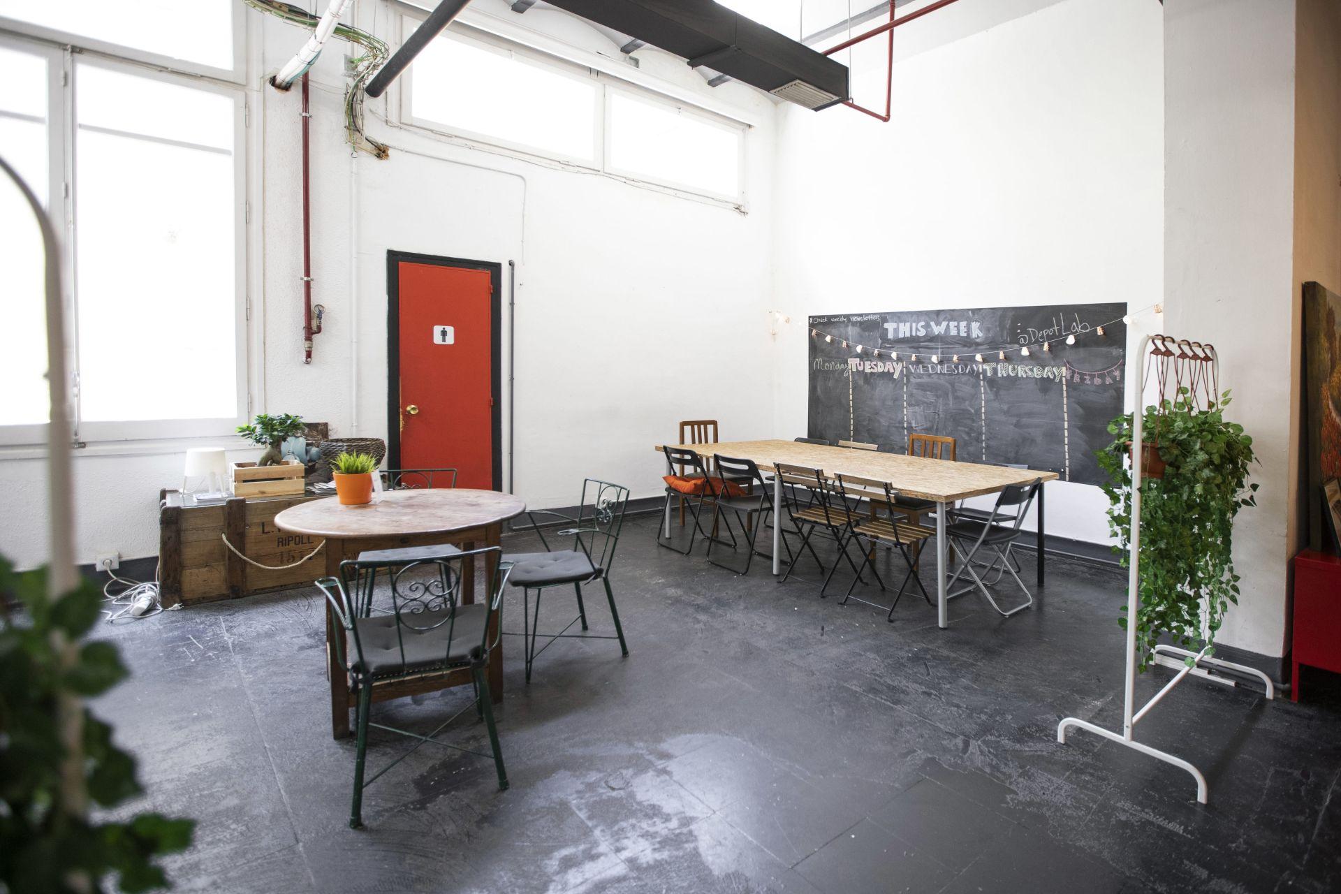 Depot Lab Bruc, Barcelona