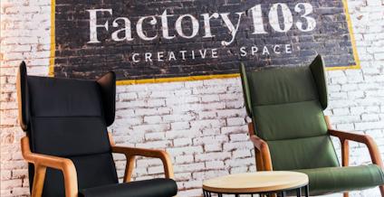 Factory103, Barcelona | coworkspace.com