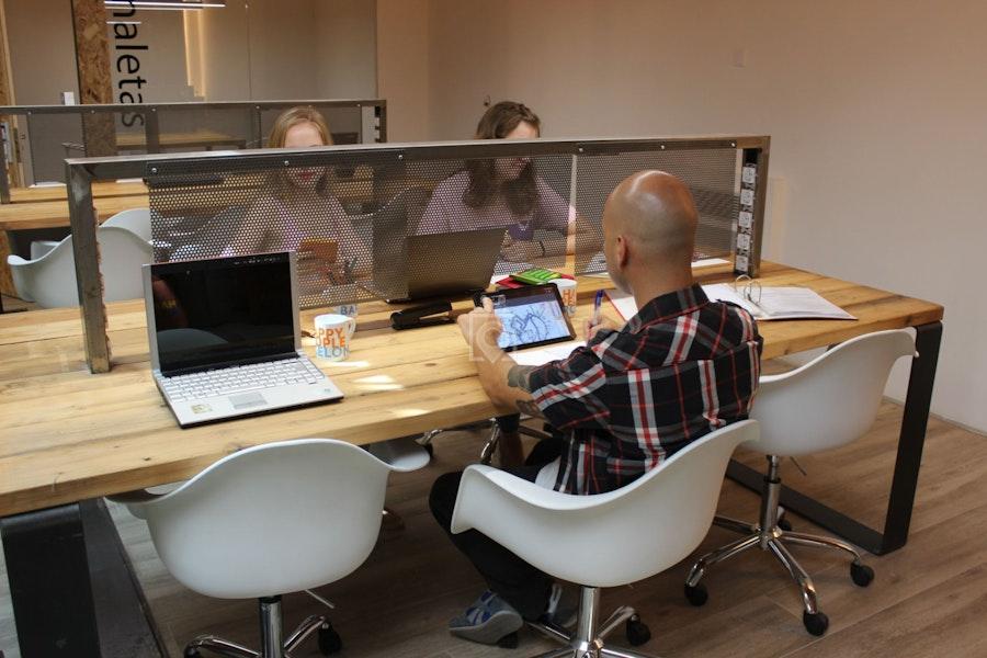 Fluid Coworking, Barcelona