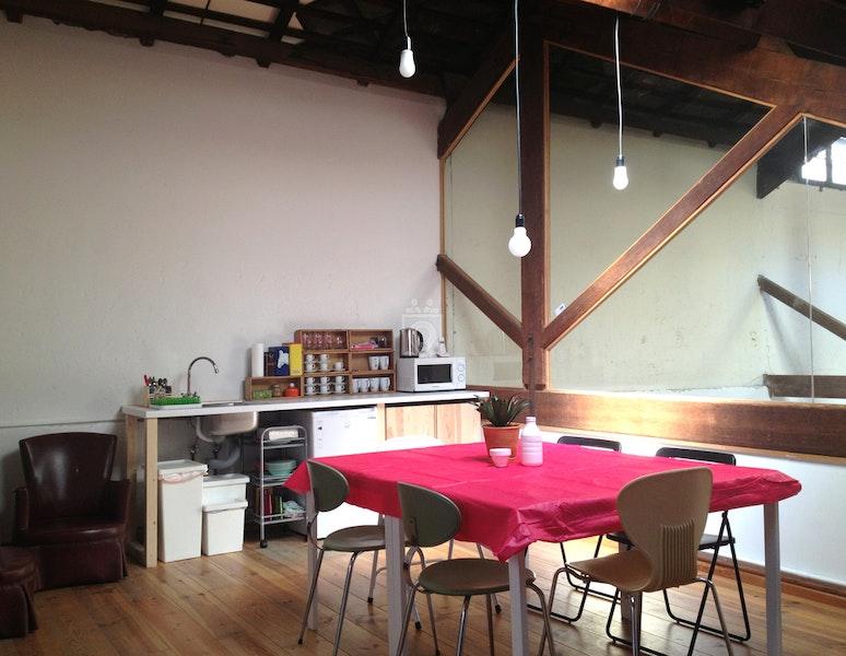 Garden Coworking & Atelier, Barcelona
