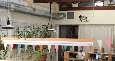 Garden Coworking & Atelier, Barcelona | coworkspace.com
