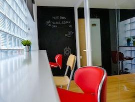 Gracia Work Centre, Barcelona