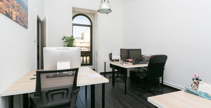 Intense Coworking, Barcelona | coworkspace.com