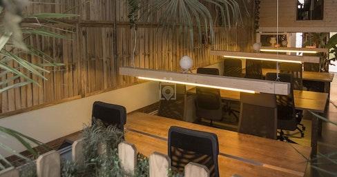 Jungle studio & coworking, Barcelona | coworkspace.com