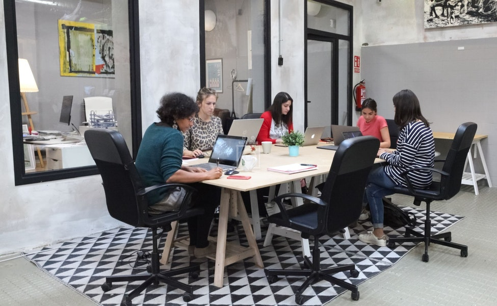 La Vaca Coworking, Barcelona