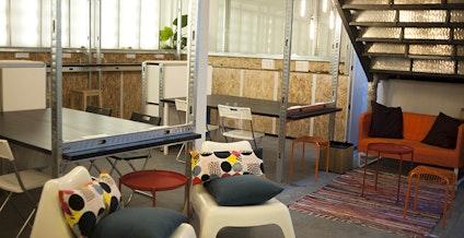 NOVA ÀGORA, Barcelona | coworkspace.com