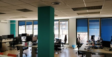 Oficina Luminosa Les Corts, Barcelona | coworkspace.com