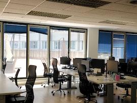 Oficina Luminosa Les Corts, Barcelona