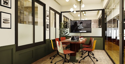 OneCoWork Catedral, Barcelona | coworkspace.com