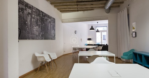 Reial Barcelona Coworking, Barcelona | coworkspace.com