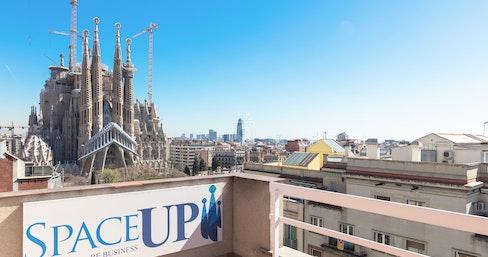 SPACE UP, Barcelona | coworkspace.com