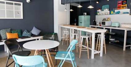 The Beach Factory. Castelldefels Coworking, Barcelona | coworkspace.com