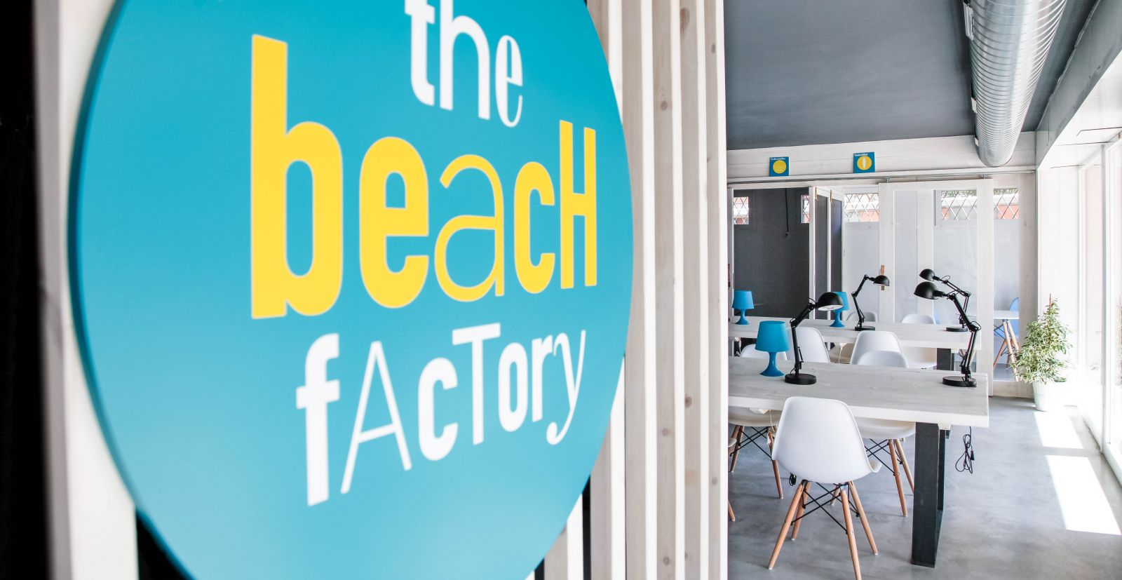 The Beach Factory. Castelldefels Coworking, Barcelona - Read Reviews ...