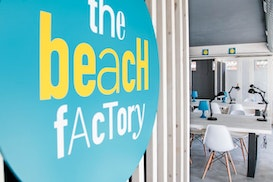The Beach Factory. Castelldefels Coworking, Barcelona