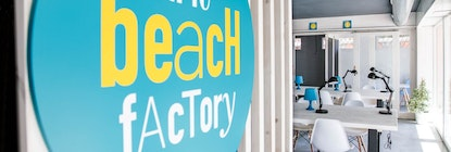 The Beach Factory. Castelldefels Coworking