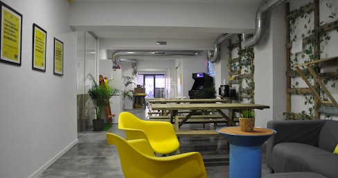 Unnatural Space, Barcelona | coworkspace.com
