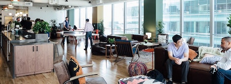 WeWork Glories
