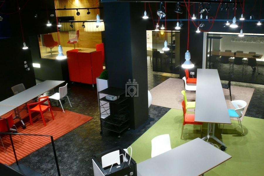 ICAZA CoLaborando S2M, Bilbao