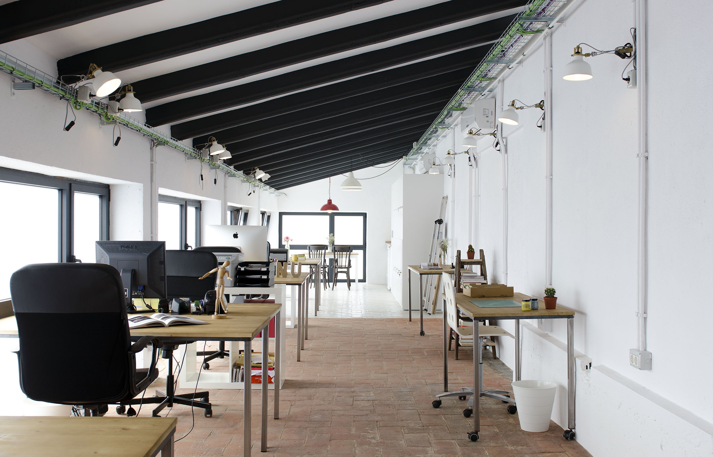 Canjoan coworking, Granollers