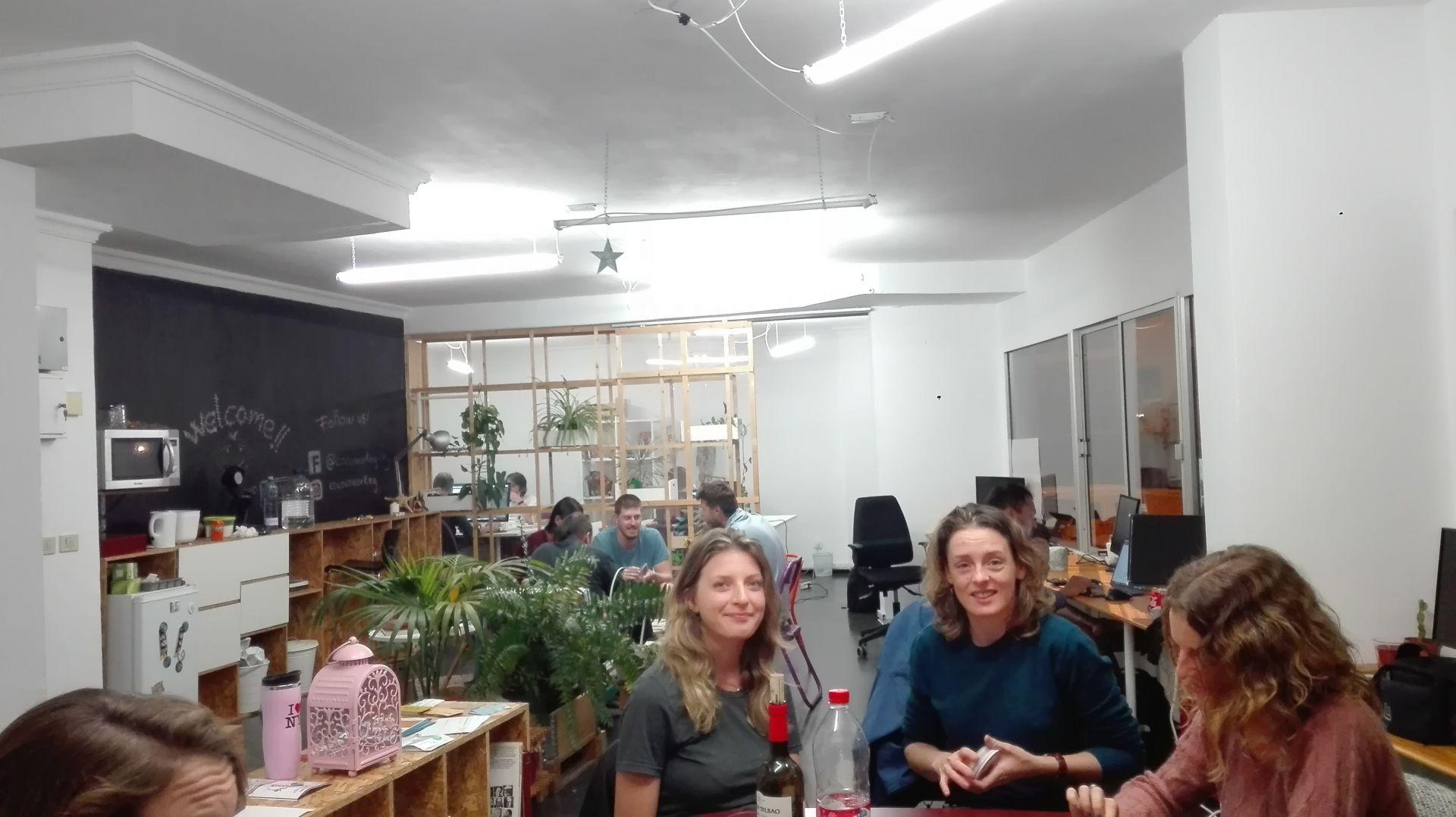 COCO Coworking, Las Palmas