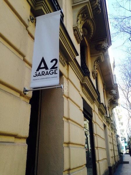 A2 GARAGE, Madrid