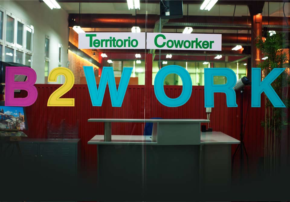 B2WORK Territorio Coworker, Madrid