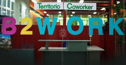 B2WORK Territorio Coworker, Madrid   coworkspace.com
