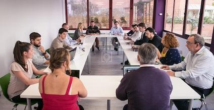 Cowork in Tres Cantos, Madrid | coworkspace.com