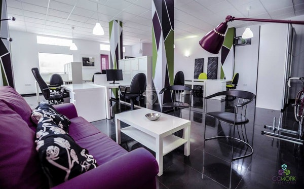 Cowork in Tres Cantos, Madrid